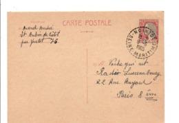 OBLITERATION DE NOINTOT SEINE MARITIME 1965 - Postmark Collection (Covers)