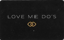 Sofitel-Chicago-Magnificent-Mile---Love-Me-Do-s[1]---key Card, Room Key, Schlusselkarte, Hotelkarte - Hotelkarten