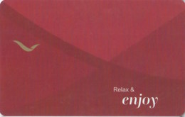 Movenpick Ambassador Hotel Accra Ghana - 2047- --key Card, Room Key, Schlusselkarte, Hotelkarte - Hotelkarten