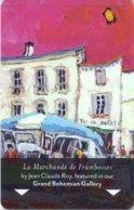 Kessler-Collection---La-Marchande-de-Framboises[2464] --key Card, Room Key, Schlusselkarte, Hotelkarte - Hotelkarten