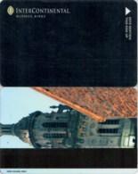 InterContinental Buenos Aires-key Card, Room Key, Schlusselkarte, Hotelkarte - Hotelkarten