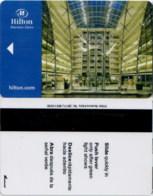 Hilton Buenos Aires- Map---key Card, Room Key, Schlusselkarte, Hotelkarte - Hotelkarten