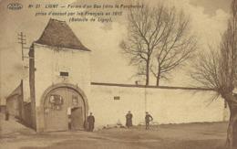 .N° 21. - LIGNY. - Ferme D'en Bas (dite La Percherie) Prise D'assaut Par Les Français En 1815 (Bataille De Ligny). - Belgio