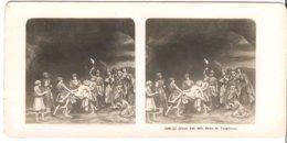 Jésus Est Mis Dans Le Tombeau  - 1904 (S068) - Stereo-Photographie