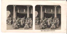 Jésus Parmi Les Docteurs - 1904 (S069) - Stereo-Photographie
