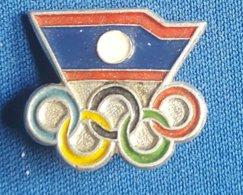 OLYMPIC GAMES, VIETNAM NOC  Badge / Pin - Olympische Spelen