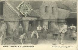 .Fleurus - Intérieur De La Tannerie Bauloye. - Fleurus