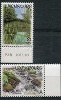 Luxembourg - Europa CEPT 2001 - Yvert Nr. 1474/1475 - Michel Nr. 1530/1351 ** - Europa-CEPT