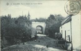 13. BAULERS Pont Et Chemin De L'usine Delcroix - Nivelles
