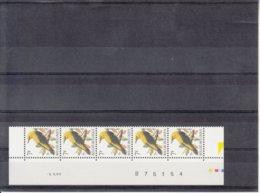 Datumstrook .5.X.95 - 1985-.. Birds (Buzin)