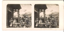 Adoration Des Mages - 1904 (S071) - Stereo-Photographie