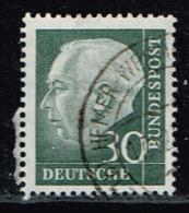 Bund 1957, Michel# 259 Y O Ungeprüft - Gebraucht