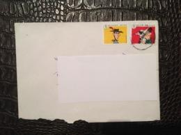 LetDoc. 385. Lucky Luke N°4513 Et 4511 - Belgium