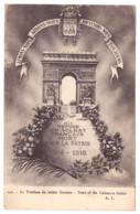 CPA LE TOMBEAU DU SOLDAT INCONNU - 1914-18