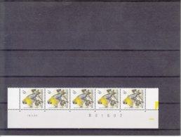 Datumstrook 16.IX.96 - 1985-.. Birds (Buzin)