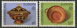 Luxembourg - Europa CEPT 1976 - Yvert Nr. 878/879- Michel Nr. 928/929 ** - Europa-CEPT