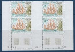"""Nle-Caledonie Coins Datés Aerien YT 289 (PA) """" D'Entrecasteaux """" Neuf** Du 27.8.92 - Ongebruikt"""