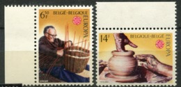 Belgique - Europa CEPT 1976 - Yvert Nr. 1800/1801 - Michel Nr. 1857/1858 ** - Europa-CEPT