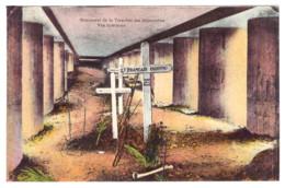 CPA LA TRANCHEE DES BAYONETTES VERDUN - 1914-18