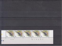 Datumstrook 16.II.96 - 1985-.. Birds (Buzin)
