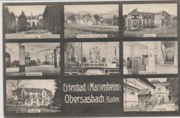Obersachbach, Erlenbad (Marienheim) - Sasbach