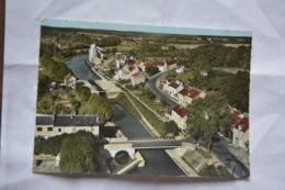 OUZOUER-sur-TREZEE-vue Aerienne-le Canal De Briare - Frankrijk