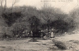 36 Ambrault, Les Sources De La Theols - Francia