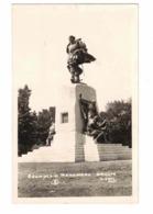ORILLIA, Ontario, Canada, Champlain Monument, Old Niebec Real Photo Postcard, Simcoe County - Ontario