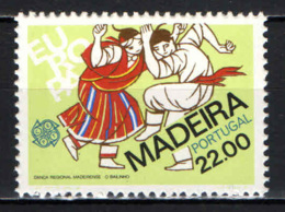 MADEIRA - 1981 - EUROPA CEPT - FOLCLORE - MNH - Madeira