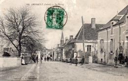 36 Ambrault, Le Bourg - Francia