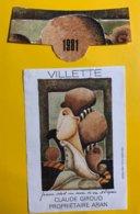 12220 -  Villette 1981 Claude Giroud Aran - Kunst