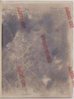 Au Plus Rapide Guerre 1914 1918 WW1 Photo Aérienne Chaulnes Somme 7 Octobre 1916 - 1914-18