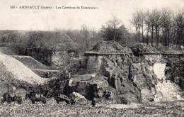36 Ambrault, Les Carrieres De Boisramiers - Francia