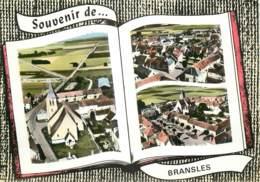 BRANSLES CARTE MULTIVUES - France