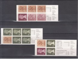 Groot - Brittanië / Booklets - Timbres