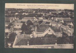 CPA (34) Montpellier - Hôpital St-Eloi (Suburbain) - Hôpital Civil Et Militaire - Vue D'ensemble - Montpellier