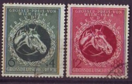 REICH 900-901,used - Used Stamps