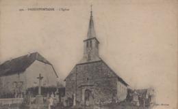 Froidefontaine : L'Eglise - Frankreich