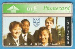 UNITED KINGDOM  Magnetic Phonecard  Landis & Gyr MINT - Royaume-Uni