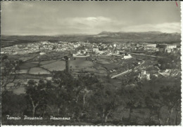SASSARI TEMPIO PAUSANIA Panorama  1951 F/g  NO PAYPAL - Sassari