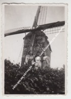 FOTO MOLEN ERTVELDE / 18 JUNI 1944 STAAKMOLEN, GILLISMOLEN - Evergem
