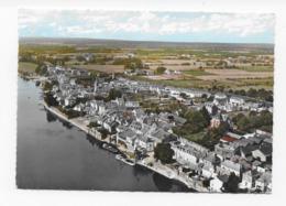 44  LE  FRESNE Sur LOIRE      VUE AERIENNE   BONNE ETAT    2 SCANS - Frankrijk