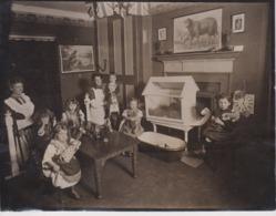 INFANTS HEALTH EXHIBITION  HYGIENE NURSERY  +- 21*16CMFonds Victor FORBIN (1864-1947) - Fotos