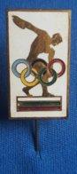 OLYMPIC GAMES, BULGARIA  NOC  Enamel Badge / Pin - Olympische Spelen
