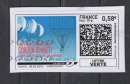 2015  Gordon Bennett - 2010-... Illustrated Franking Labels