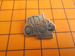 819 Pin's Pins : BEAU ET RARE : Thème AUTOMOBILES / RENAULT TRACTEUR AGRICOLE - Renault