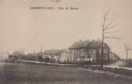 Grandvillars : Rue De Baron - Grandvillars