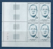 "Nle-Caledonie Coins Datés Aerien YT 274 (PA) "" Gal De Gaulle "" Neuf** Du 6.9.90 - Ongebruikt"