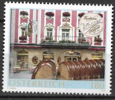 2019 Austria Mi. 3473 **MNH    Gastronomie Mit Tradition: Konditorei Zauner, Bad Ischl; Zauner-Stollen - 2011-... Ungebraucht