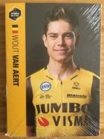 Cyclisme équipe Jumbo Visma 2019 - Cycling